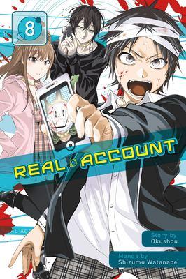 Real account. Vol. 08