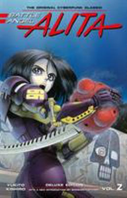Battle Angel Alita : deluxe edition. Vol. 02