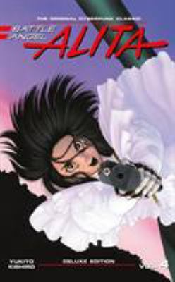 Battle Angel Alita : the original cyberpunk classic. Vol. 4