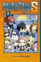 Fairy tail S. Volume 2, Tales from fairy tail