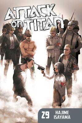 Attack on Titan. 29