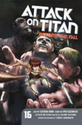 Attack on Titan: Before the fall. 16