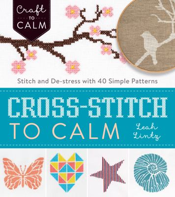 Cross-stitch to Calm