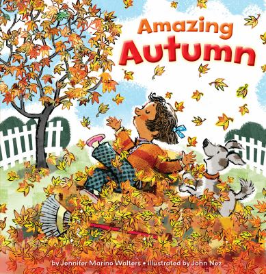 Link to Catalogue record for Amazing autumn