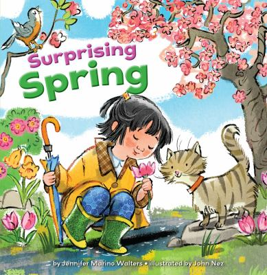 Cover Image for Surprising spring