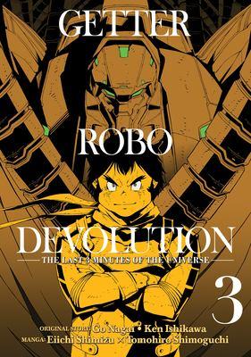Getter Robo devolution :  the last 3 minutes of the universe. 3
