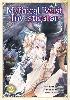 Mythical beast investigator. 2