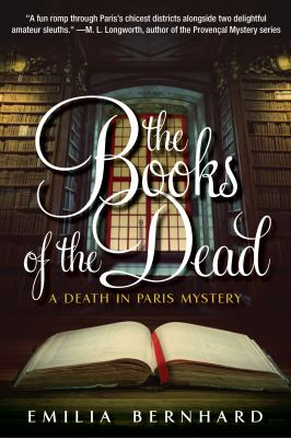 The books of the dead :  a death in Paris mystery