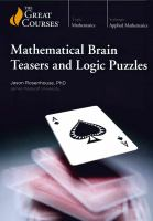 Mathematical Brain Teasers and Logic Puzzles