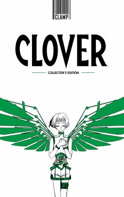 Book cover for  Clover collector's edition