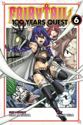 Fairy tail. 100 years quest. Vol. 06