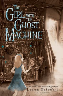 Girl with the ghost machine