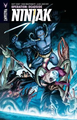 Ninjak. Vol. 3, Operation: Deadside