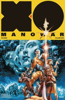X-O Manowar. Vol. 01, Soldier