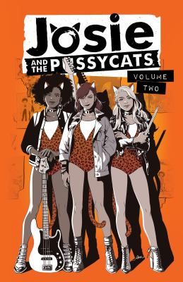 Josie and the Pussycats. Volume 2, Issue 6-9
