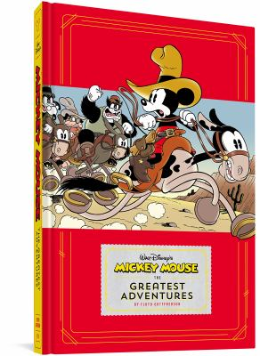 Walt Disney's Mickey Mouse: the greatest adventures
