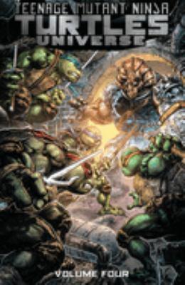 Teenage Mutant Ninja Turtles universe :  Home