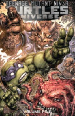 Teenage Mutant Ninja Turtles universe :  The Coming Doom