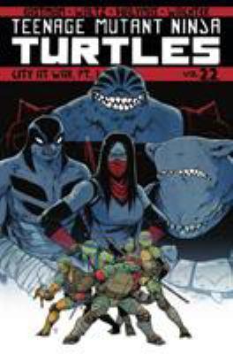 Teenage Mutant Ninja Turtles 22 - City at War