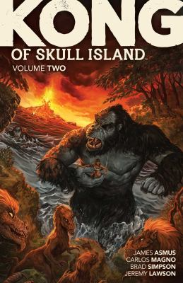 Kong of Skull Island. Vol. 02