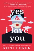 Yes & I Love You