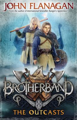Cover Image for The outcasts (Brotherband ; bk. 1)
