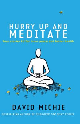 Book cover for Hurry Up and Meditate