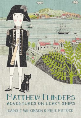 Link to Catalogue record for Matthew Flinders - Adventures on Leaky Ships