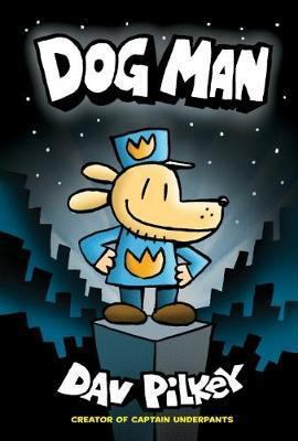 Cover Image for Dog Man [1]