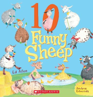 Cover Image for 10 Funny Sheep