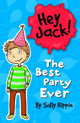 Book cover for The Best Party Ever