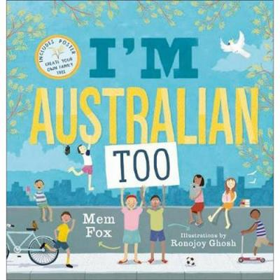 Link to Catalogue record for I'm Australian Too