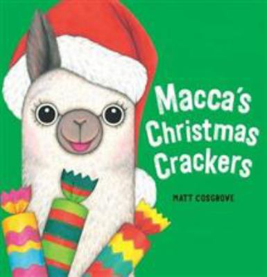 """Book Cover - Macca's Christmas Crackers"""" title=""""View this item in the library catalogue"""