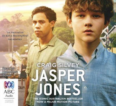 Cover for Jasper Jones e-audiobook (BorrowBox)
