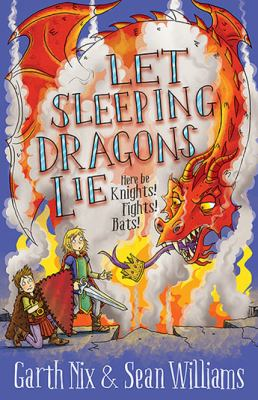 Book cover for  Let sleeping dragons lie