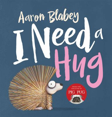Link to Catalogue record for I NEED A HUG