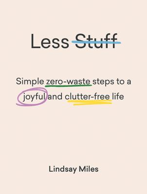 Book cover for LESS STUFF