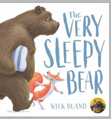 Link to Catalogue record for The very sleepy bear