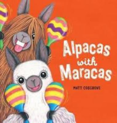 Link to Catalogue record for Alpacas with Maracas