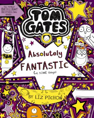 Link to Catalogue record for Tom Gates is absolutely fantastic (at some things)