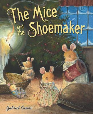 Book cover for The Mice and the Shoemaker