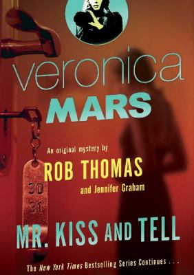 Book cover for Mr Kiss and Tell