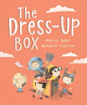 Cover Image for The dress-up box / Patrick Guest ; Nathaniel Eckstro.