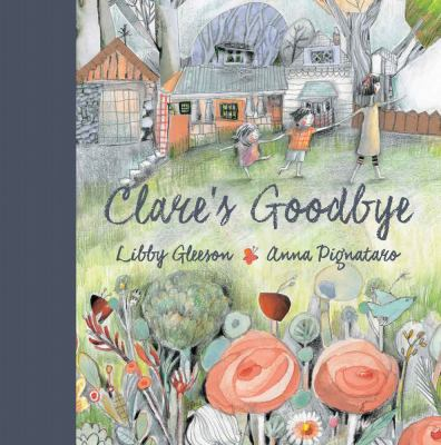 Clare's goodbye