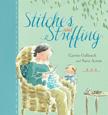 Cover Image for Stitches and stuffing