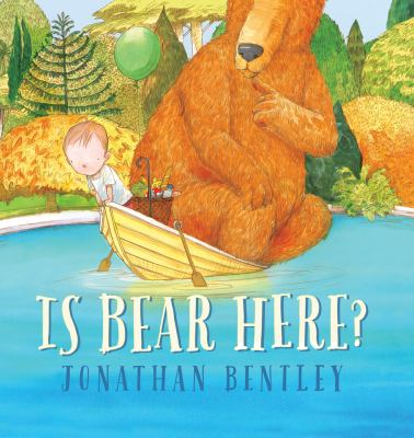 Cover Image for Is Bear Here?