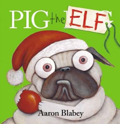 """Book Cover - Pig the Elf"""" title=""""View this item in the library catalogue"""