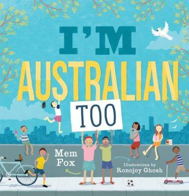 Book cover for I;m Australian Too