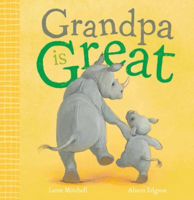 Book cover for Grandpa is Great