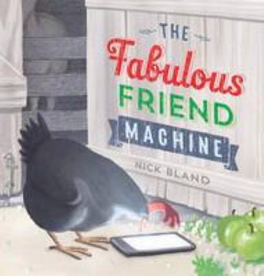 Cover Image for The fabulous friend machine